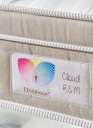 Hibboux Cloud R.E.M. Pocket Yaylı Yatak 160x200 Cm Beyaz